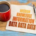 La gerarchia DIKW: quale potere si cela nei dati