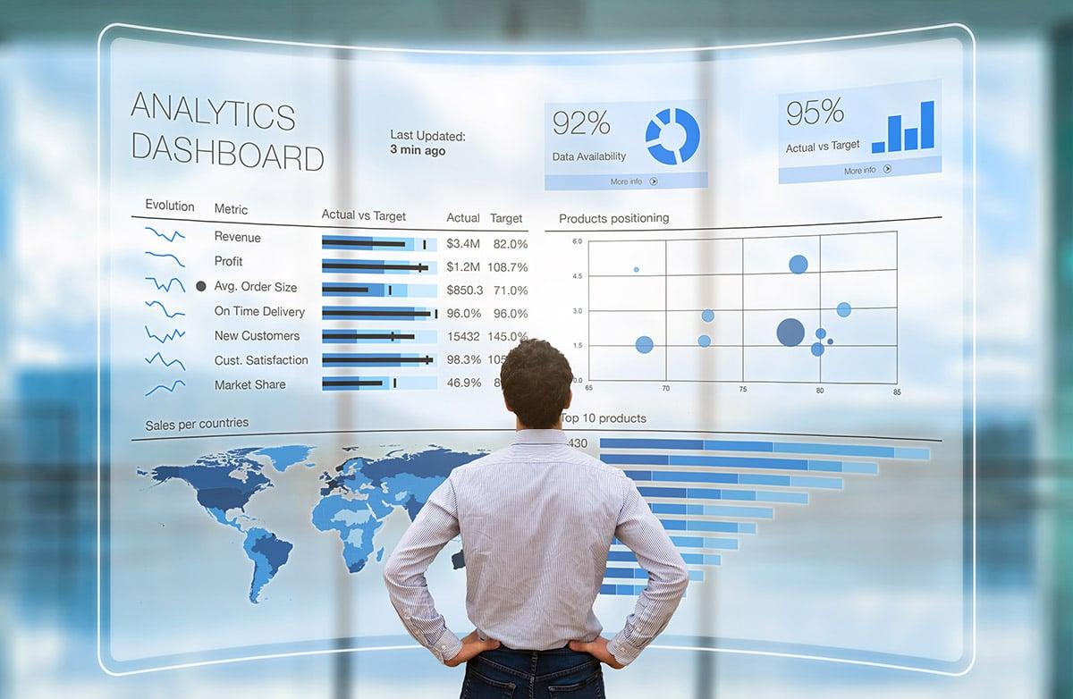 5 strumenti di business intelligence per gestire la rete vendita